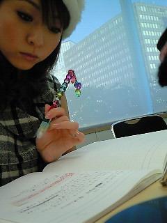 まだ勉強ちぅ☆