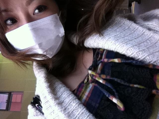 寒いわねぇ〜