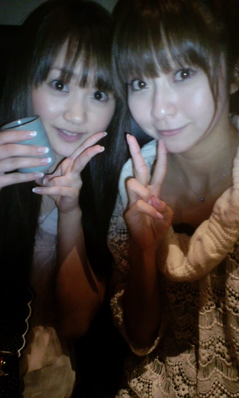 浜田姉妹♪