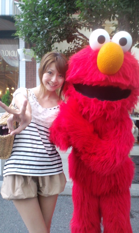 Elmoだょ♪